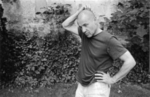 """Portrait Stephan Krawczyk aus der Ausstellung """"Gesichter der Friedlichen Revolution"""".  © RHG/ Dirk Vogel"""