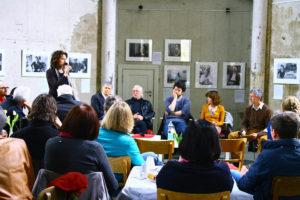 """Der Auftakt des Erzählcafés am 4. Mai """"Im Osten was Neues"""""""
