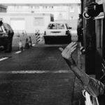 Der Grenzübergang Checkpoint Charlie an der Ostberliner Seite. © Ann-Christine-Jansson