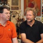 Sven Felix Kellerhoff und Holger Kulick