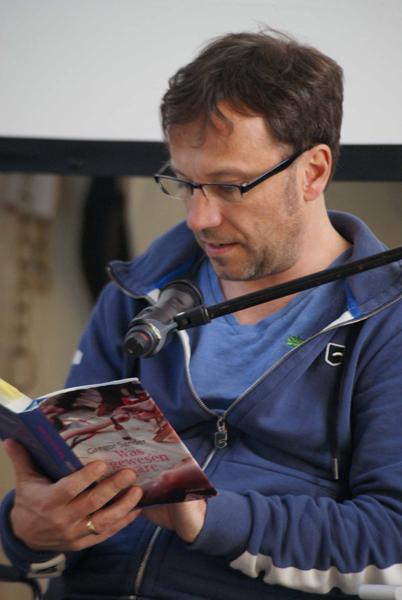Gregor Sander liest aus 'Was gewesen wäre'